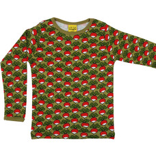Duns Sweden shirt Radish Sage