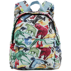 Molo backpack Colorful Animals