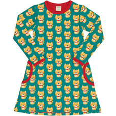 Maxomorra dress Cat