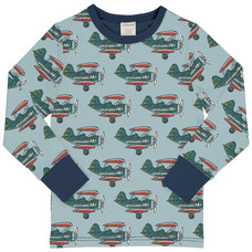 Maxomorra shirt Airplane