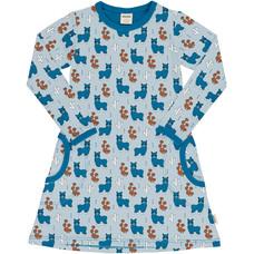 Meyadey (Maxomorra) jurk Alpaca Friends