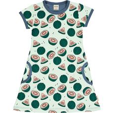 Meyadey (Maxomorra) dress Watermelon