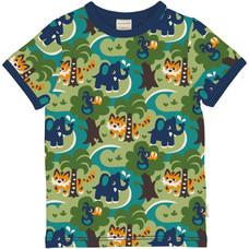 Maxomorra shirt Jungle ss