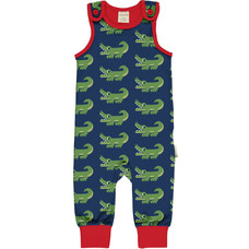 Maxomorra playsuit Crocodile