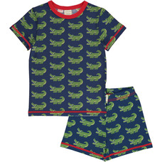 Maxomorra pyjamaset Crocodile