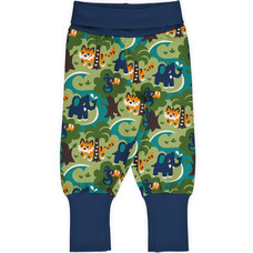 Maxomorra pants Jungle