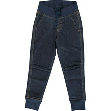 Maxomorra pants Denim Medium