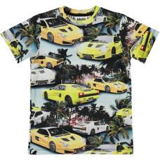 Molo shirt ss Fast Cars