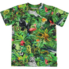 Molo shirt ss Fantasy Jungle