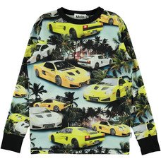 Molo shirt ls Fast Cars