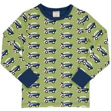 Maxomorra shirt ls Car
