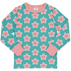 Maxomorra shirt ls Starfish