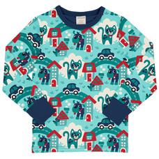Maxomorra shirt ls Town