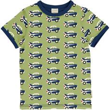 Maxomorra shirt ss Car