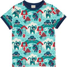 Maxomorra shirt ss Town