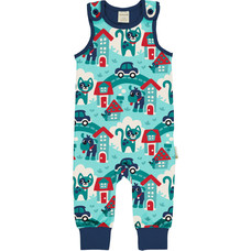 Maxomorra playsuit Town
