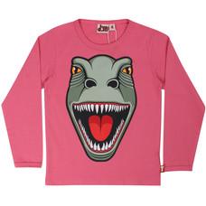 DYR shirt T-Rex winter pink