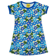 Duns Sweden dress Hepatica blue