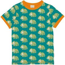 Maxomorra shirt ss Chameleon