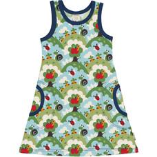 Maxomorra summer dress Garden