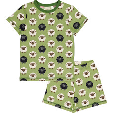 Maxomorra pajama set Sheep