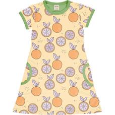 Meyadey (Maxomorra) jurk Citrus Sun