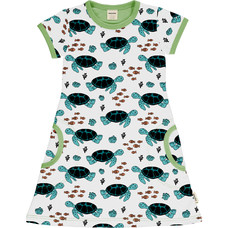 Meyadey (Maxomorra) jurk Turtle Tide