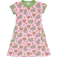 Meyadey (Maxomorra) jurk Giraffe Garden