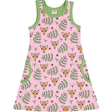 Meyadey (Maxomorra) summer dress Giraffe Garden