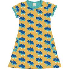 Maxomorra dress Hippo