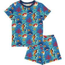 Maxomorra pyjamaset Coral Reef