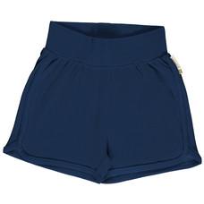 Maxomorra runner shorts Navy