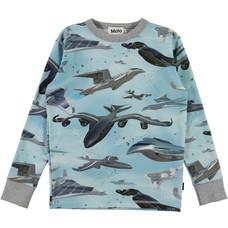 Molo shirt ls Biomimicry