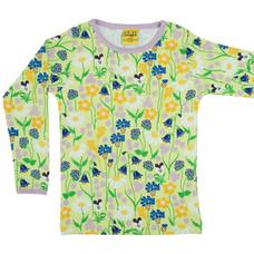 Duns Sweden shirt Midsummer green