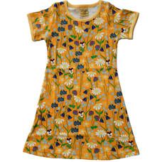 Duns Sweden jurk Midsummer yellow