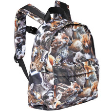 Molo backpack Forest Animals