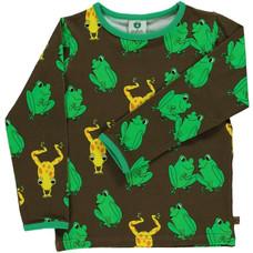 Smafolk shirt Frog bison