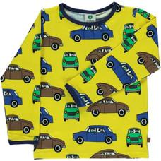 Smafolk shirt Cars yellow