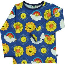 Smafolk shirt Sun blue lolite