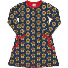Maxomorra jurk Sunflower