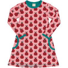 Maxomorra dress Ladybug