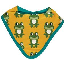Maxomorra slab/bib dribble Frog
