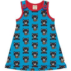 Maxomorra playdress Raccoon