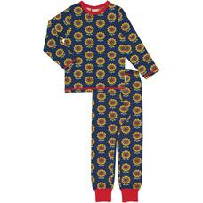 Maxomorra pajama set Sunflower