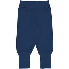 Maxomorra pants Navy