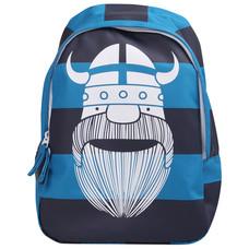 Danefae backpack Erik blue stripe