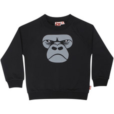 DYR sweatshirt Gorilla black