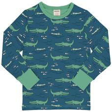 Meyadey (Maxomorra) shirt Crocodile Water