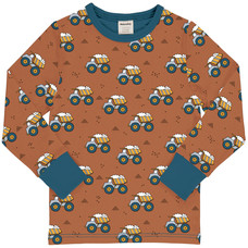 Meyadey (Maxomorra) shirt Dumping Wheels