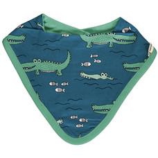 Meyadey (Maxomorra) bib/bib dribble Crocodile Water